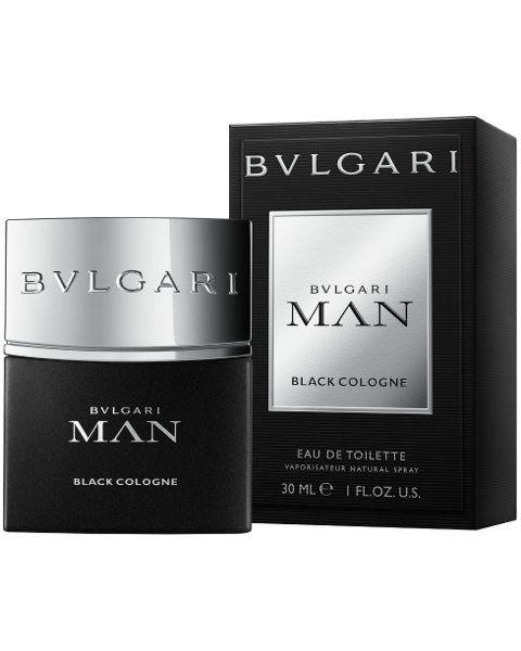 Bvlgari Man Black Cologne Eau de Toilette Spray für Herren