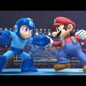 Little Mac Announcement Trailer - The iconic Punch Out! boxer is coming to Super Smash Bros. for Wii U/3DS.