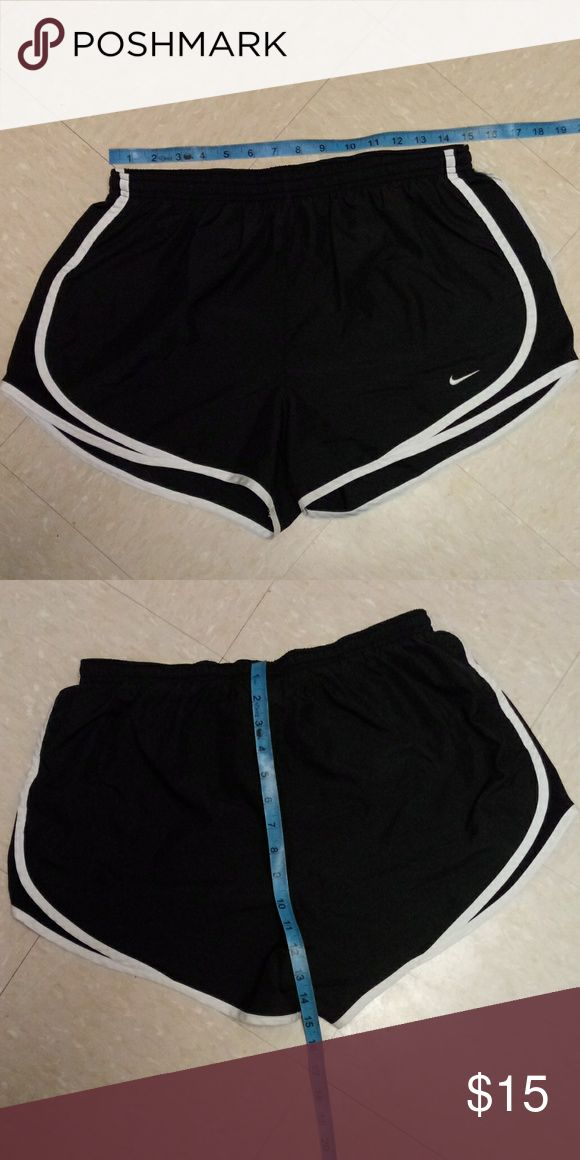 🖤 Nike Shorts Nike shorts with white stripes. Found at a thrift store they ha…  – My Posh Picks