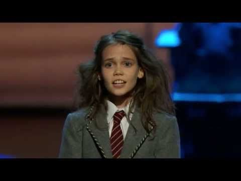 MATILDA, THE MUSICAL (Broadway) - Medley [LIVE @ 2013 Tony Awards]