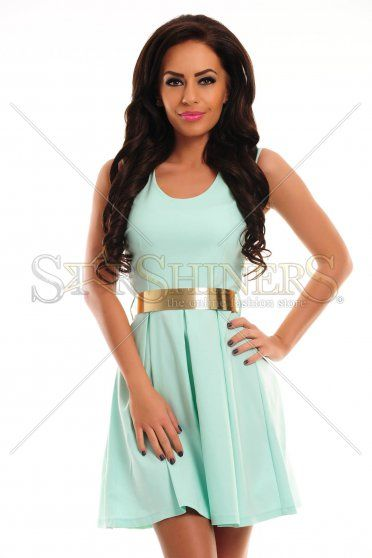 Rochie PrettyGirl Serene Turquoise