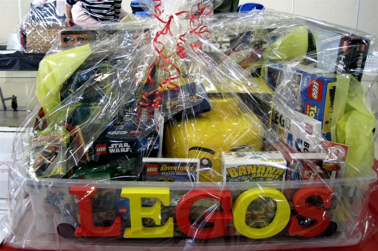 Toy Raffle Prizes : Best images about carnival basket ideas for kids school
