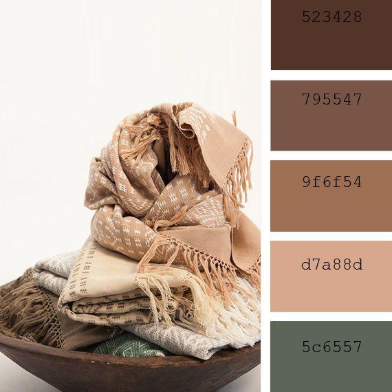 M s de 1000 ideas sobre paletas de colores neutros en - Paleta de colores neutros ...