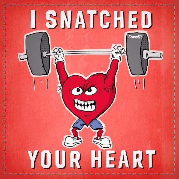 Image result for crossfit valentines