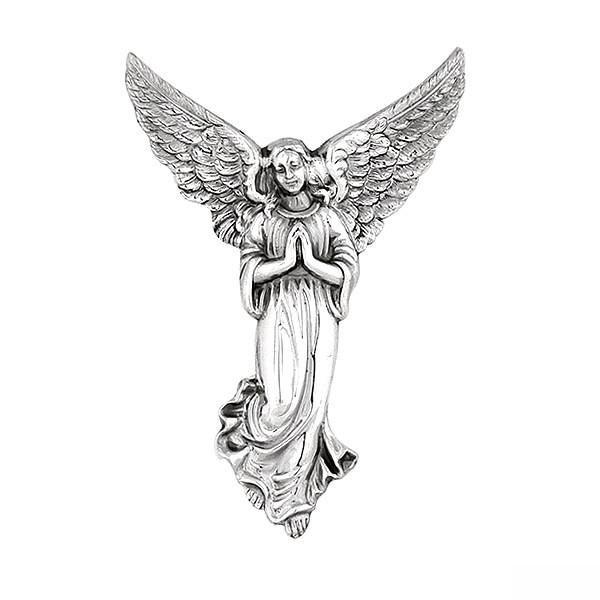 Guardian Silver Angel, 11cm
