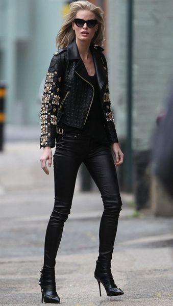 Inspiración: Moda punk para mujeres