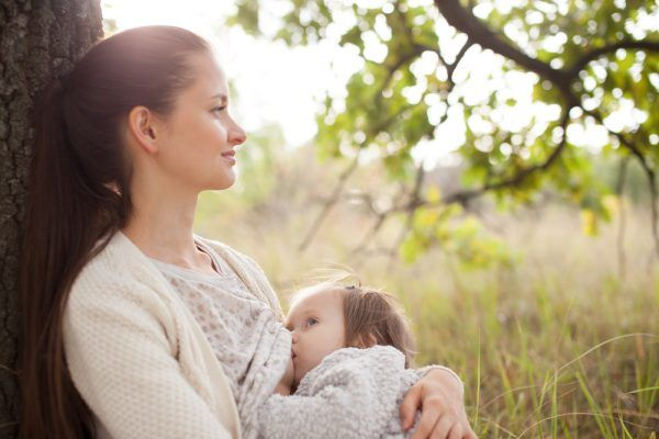 Here's why natural breastfeeding allows you to use the behaviors built in by Mother Nature to help you successfully feed and nurture your newborn.