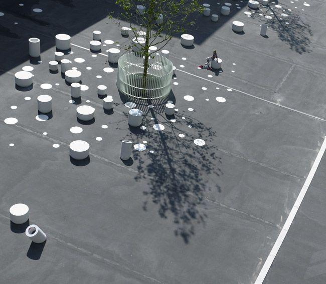 Schoolyard Citysquare IJburg : KORTH TIELENS ARCHITECTEN
