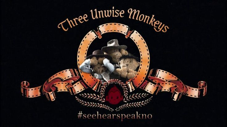 Three Unwise Monkeys campaign for World Hepatitis Day.