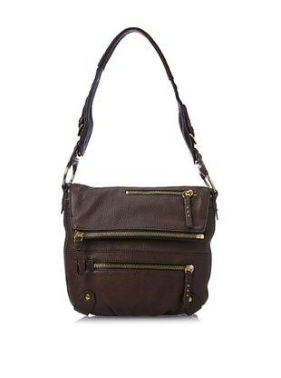 61% OFF orYANY Women's Heidi Shoulder Bag, Coffee