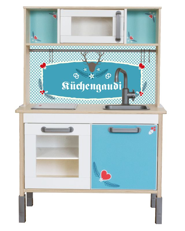 83 besten ikea hack duktig kinderk che bilder auf pinterest spielzimmer ikea hacks und ikea. Black Bedroom Furniture Sets. Home Design Ideas
