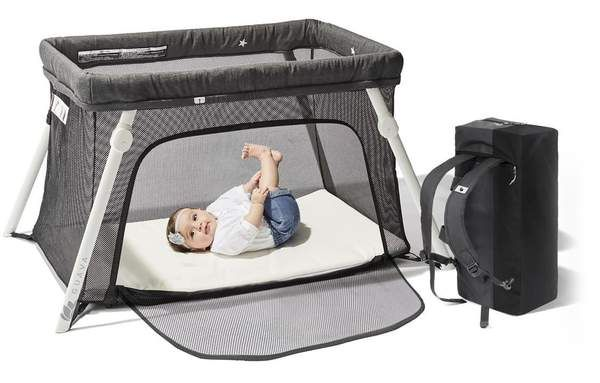 Lotus Portable Crib Pack And Play Travel Crib Baby Pack And Play