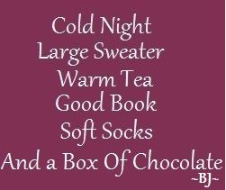 what's not to love?!                                                    seasons