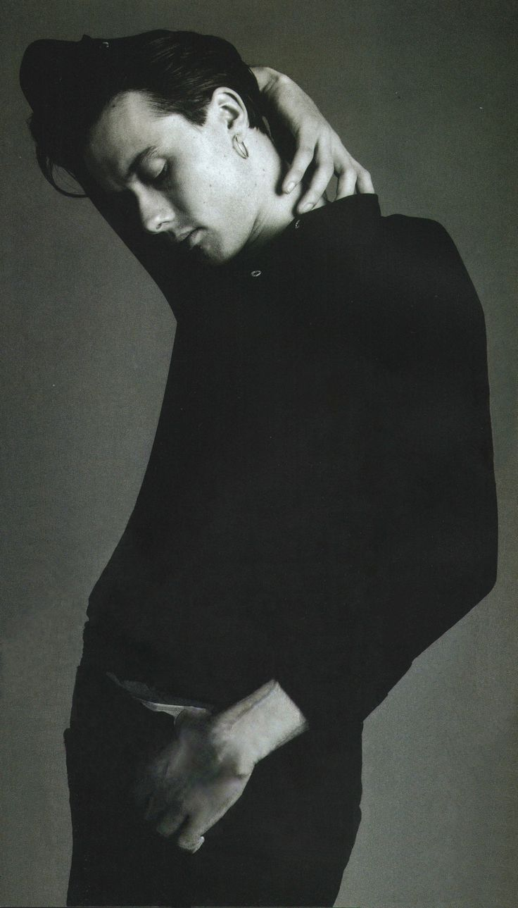 Brett Anderson, Suede. Had this on my wall at 14