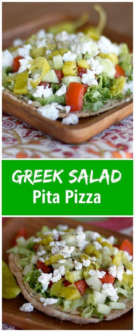 ... Greek Salad on Pinterest | Salad, Greek Salad Recipes and Greek Pasta