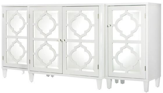 Reflections Three-Piece Cabinet Set from Home  Decorators