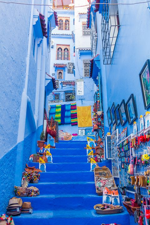 Chefchaouen — The Blue City Of Morocco