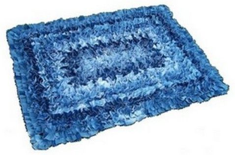 Make a beautiful scatter rug.