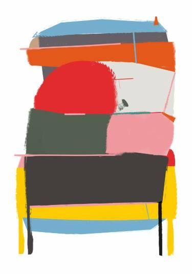 """Saatchi Art Artist Alessandro La Civita; Drawing, """"#33"""" #art #abstractart #saatchiart"""