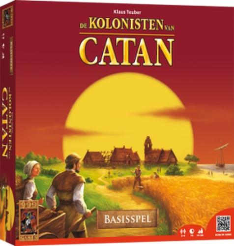 Gevonden bij Spellenwinkel Avondtuur: De kolonisten van Catan