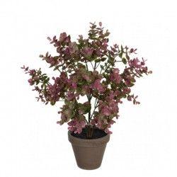 Eucalipt planta artificiala violet