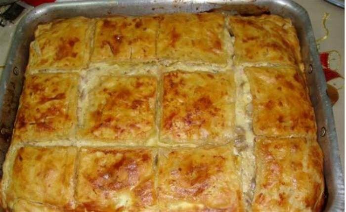 Κοινοποιήστε στο Facebook Μια εύκολη και γρήγορη συνταγή για μια πεντανόστιμη μανιταρόπιτα που θα σας κάνει να γλείφετε και το ταψί… Υλικά 2 φύλλα σφολιάτας 1 Kg φρέσκα μανιτάρια (Champion) 200 gr γκούντα (τριμμένο) 200 gr έμενταλ (τριμμένο) 150 gr...