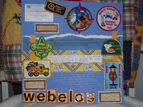 Scouts Scrapbook Ideas Pinterest Scrapbook Scrapbooking And