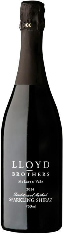 Lloyd Brothers Sparkling Shiraz - perfect chilled red Wine & Olive Company, McLaren Vale, South Australia
