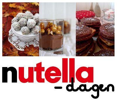 Internationella Nutella-dagen! | Bagerskan | Bloglovin'