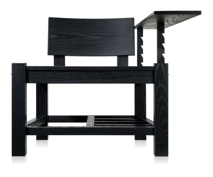 The Tattoo Chair | by Graham and Doug van der Pas