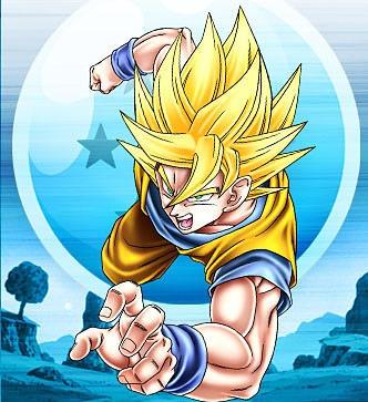 Goku Picture - Dragon Ball Z Kai