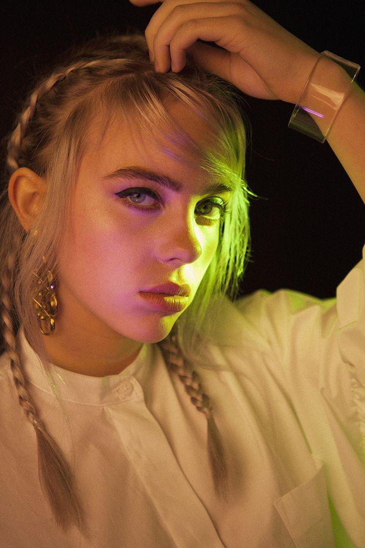 "Billie Eilish takes us on a dark and twisted pop ride in ""Bellyache"""