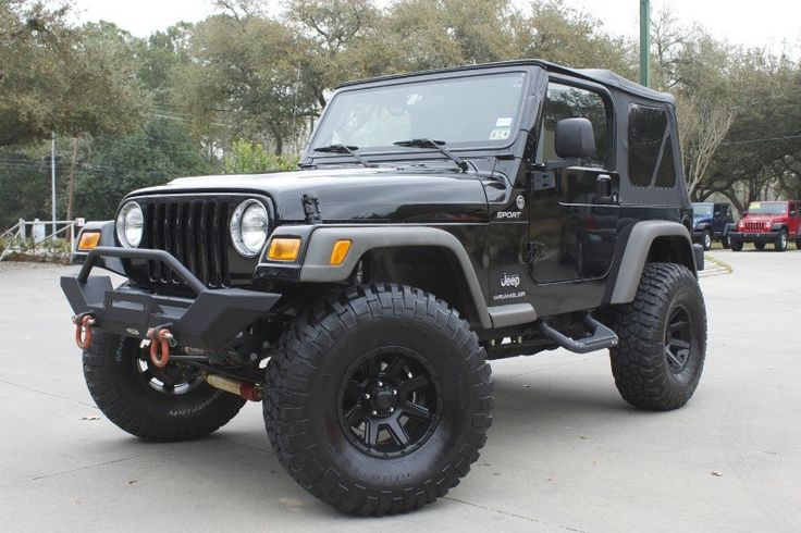 You Can't Customize Mileage but This 2006 ONLY Has 17k Miles!! Look at the extras---> http://www.selectjeeps.com/inventory/view/8249715/2006-Jeep-Wrangler-2dr-Sport-League-City-TX