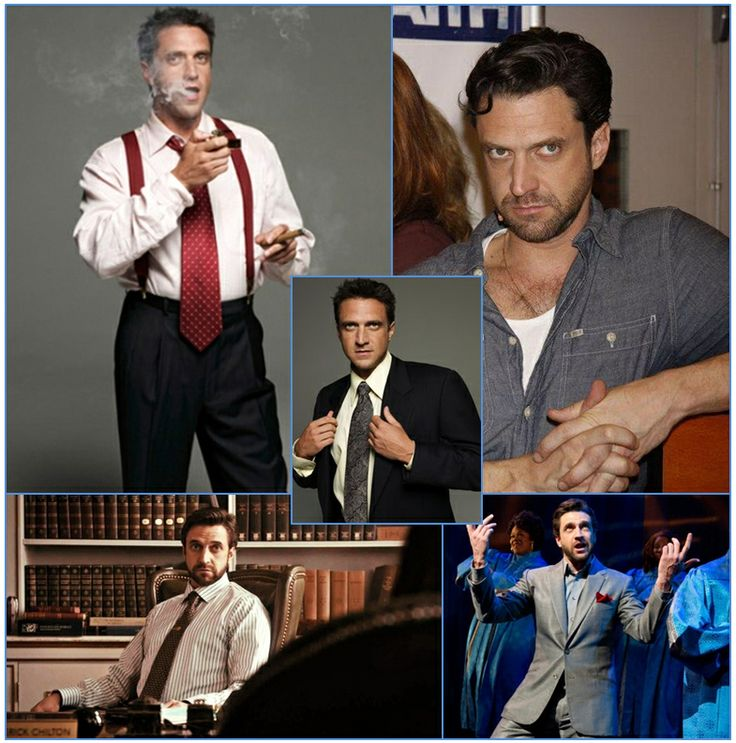 "The multi-talented Raúl Esparza, Broadway Star, ""Rafael Barba"" on Law & Order SVU and my personal favorite ""Dr. Frederick Chilton"" on HANNIBAL"