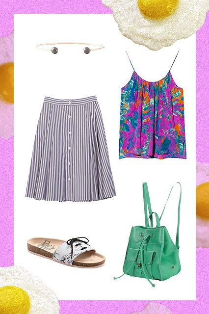 8 dreamy outfits for a summer weekend