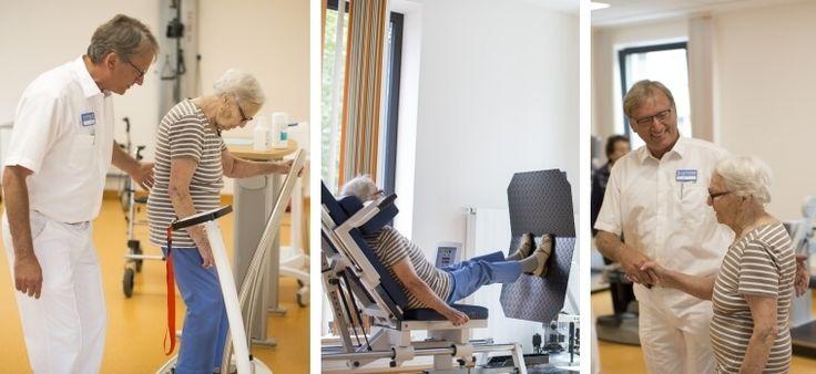 Innere Medizin - Geriatrie. In der Geriatrie werden ältere Patienten aufgenommen, die an einer alterstypischen Erkrankung leiden. Gleichzeitig haben die Patienten weitere Krankheiten, die behandelt oder zumindest bei der Therapie mit berücksichtigt werden müssen (Multimorbidität).