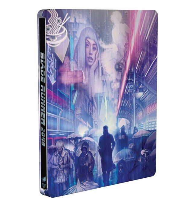 Blade Runner 2049 Hmv Exclusive 4k Ultra Hd Blu Ray Limited