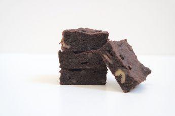 Gesunde Clean Eating Rezepte: Kokosmehl Brownies