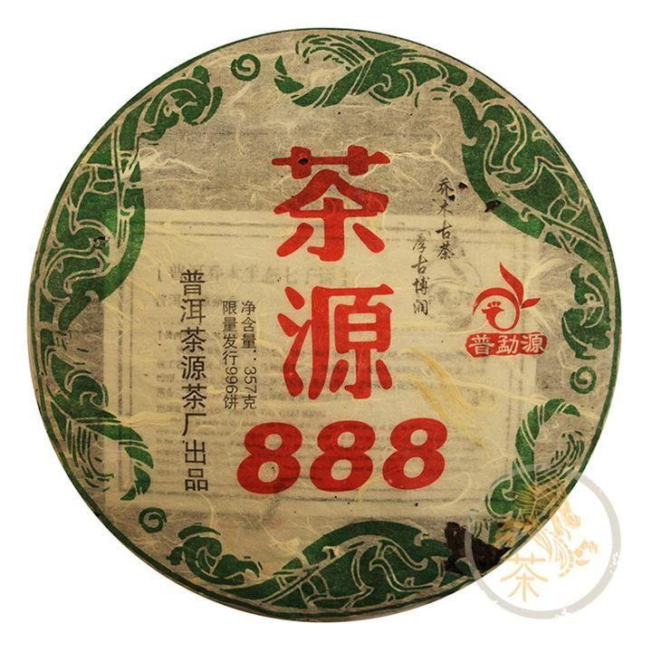 Пуэр шэн «Древние деревья гор И У» фабрика 888 (2003 год) Чай изготовлен: в 2003 году;Пуэр шэн «Древние деревья гор И У» фабрика 888 (2003 год)Сорт: зеленый шен Пуэр;Воздействие:...