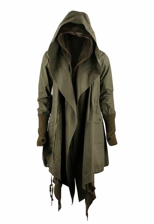 Fashion style clothes lennon jacket wear coats post apocalyptic
