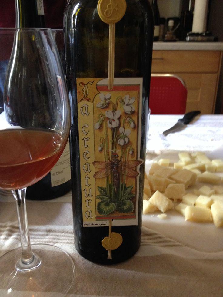 Momenti preziosi. La Creatura di Fausto Andi. Pinot nero, agricoltura biodinamica. Montu' Beccaria (Pavia), Lombardia #winelover #vino