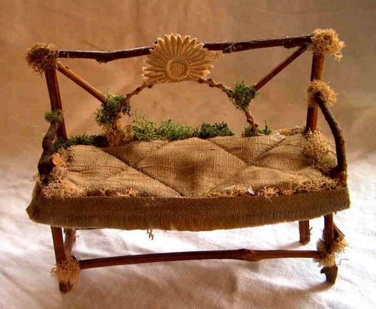 elf furniture. 122 best crafts fairy furnituredishes u0026 musical instruments images on pinterest fairies garden furniture and gardens elf