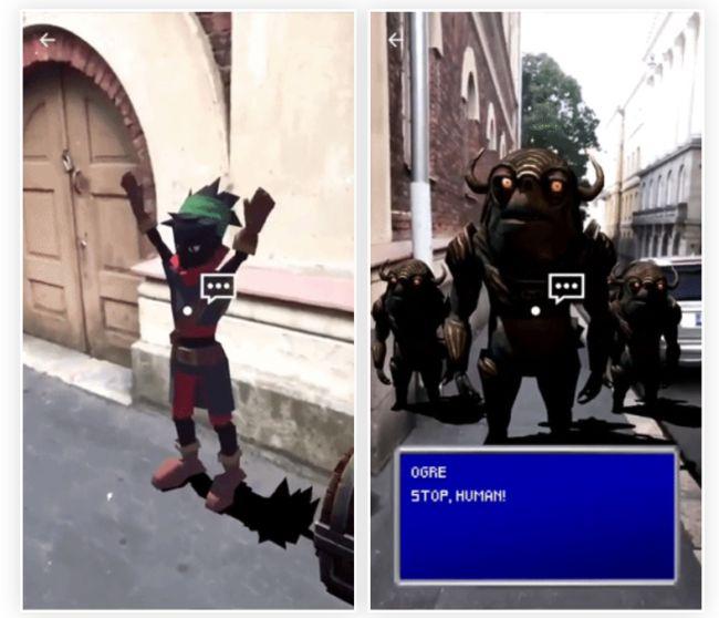 ARKitを使った「Genereal World」と呼ぶARゲームのデモ映像。マーカーなしでこれだけきれいにマッピングできるなら夢ふくらむよね https://shr.tc/2uI5bgd