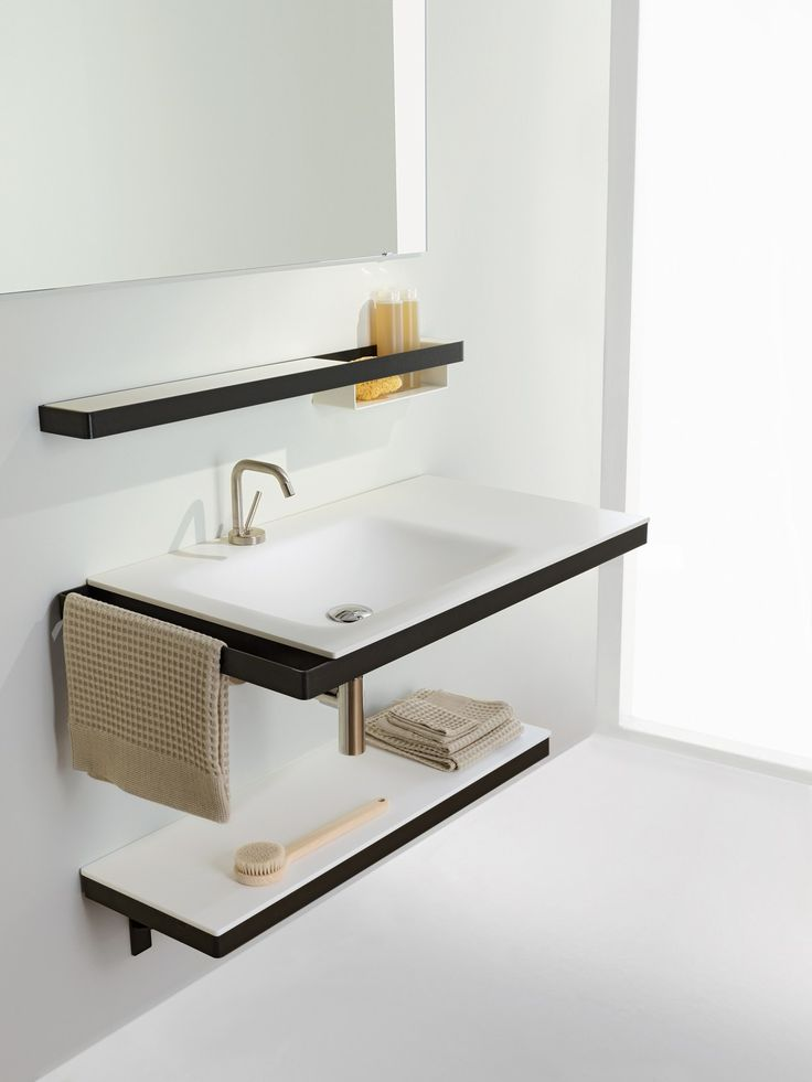 Consolle, lavabo, piatti doccia e complementi