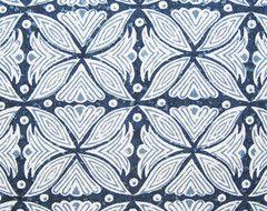 Coastal Upholstery Fabric | ... Lawrence-Bullard Design Kaba Kaba Fabric eclectic upholstery fabric
