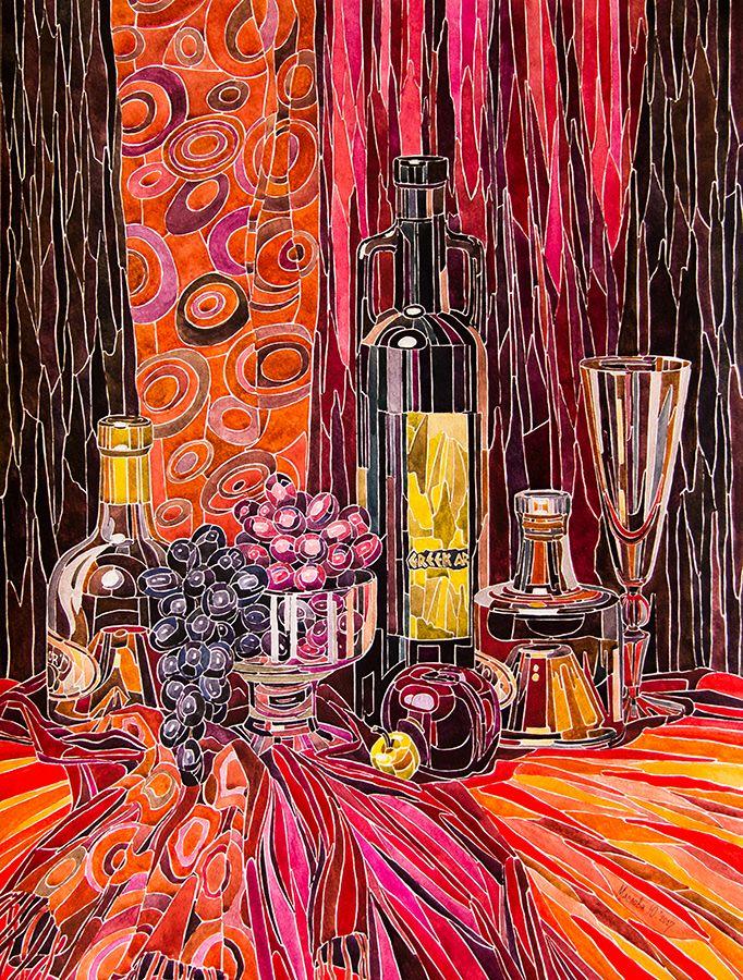 Просмотреть иллюстрацию Осколки игристого лета из сообщества русскоязычных художников автора Юлия Маслова в стилях: Графика, нарисованная техниками: Акварель.