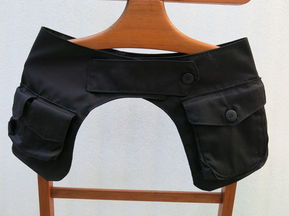 Bolsa De Cintura - cartucheira
