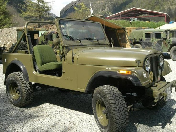 83 CJ7 Teardown/Build Up - Military Style - Jeep-CJ Forums