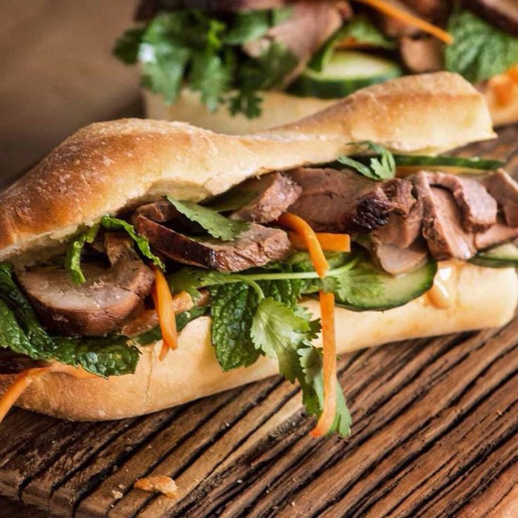 The Vietnamese Pork Roll has never been so popular - this recipe gives you all you need to add it to your menu #foodservicerecipe #menuideas #GFFS #porkroll #vietnameseroll #recipe