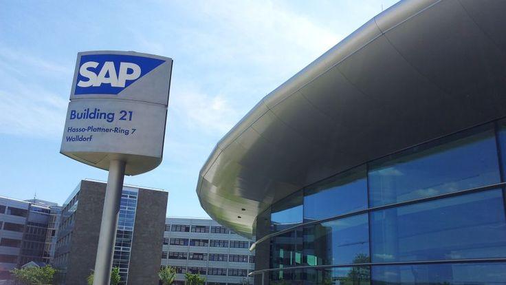 """Angebote aus der SAP Cloud: SAP sieht Chancen im """"Internet der Dinge"""""""